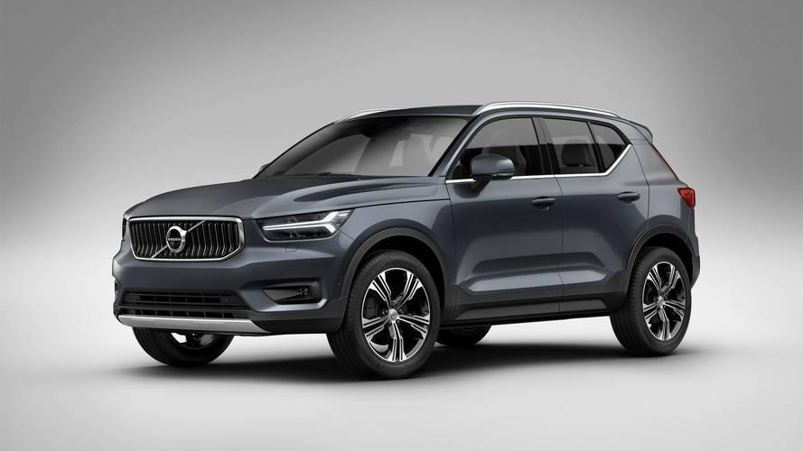 Volvo XC40 EV Will Go 310 Miles Per Charge