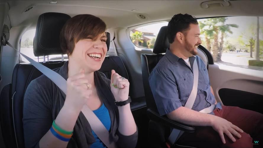 Guida autonoma, ecco le reazioni dei passeggeri dell'auto robot