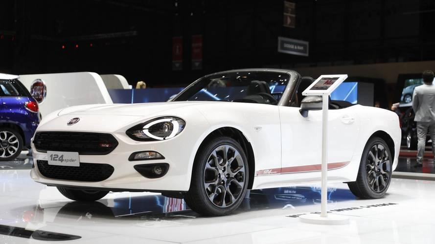 Fiat au salon de Genève 2018