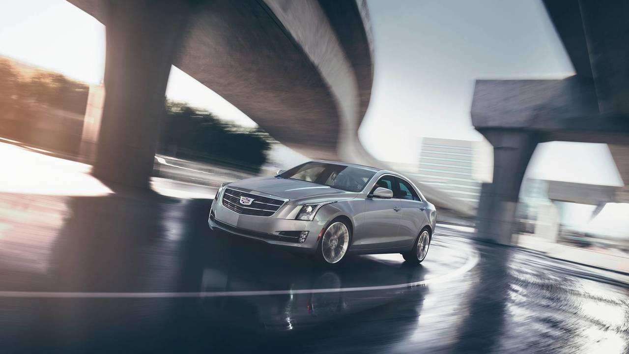 3. Cadillac ATS