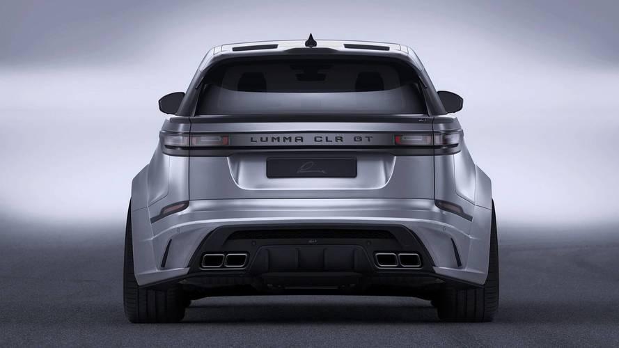 Lumma Design s'en prend au Range Rover Velar