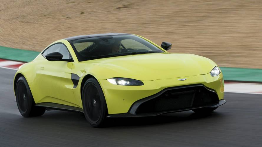 Tough Shift: Manual Gearbox For Aston Martin Vantage Not Coming Soon