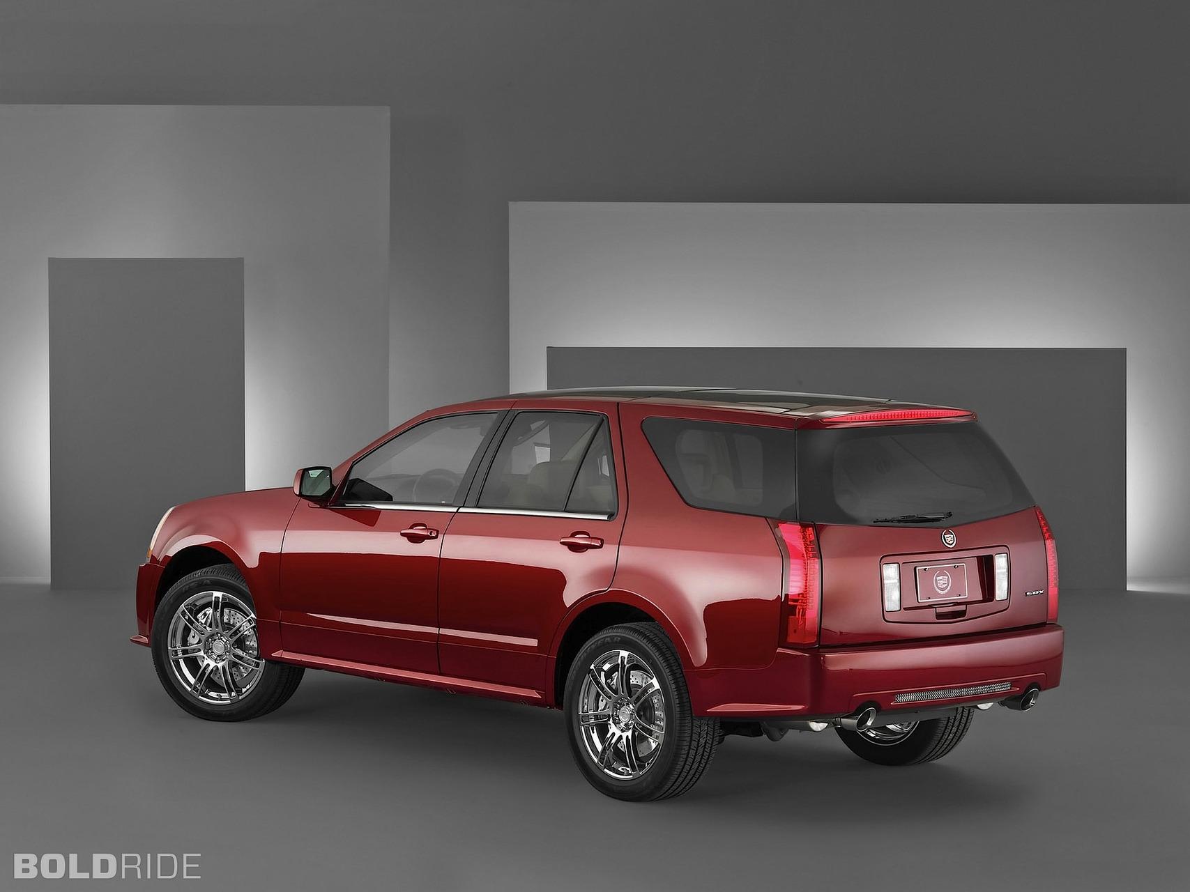 Cadillac SRX Sport