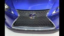 Lexus LC 500h, 355 bg'lik gücüyle tanıtıldı