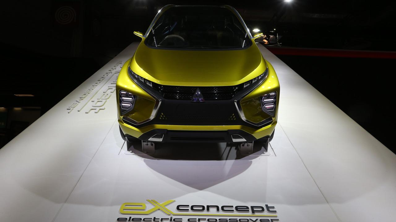 Concept Mitsubishi eX Concept Mondial de l'Automobile
