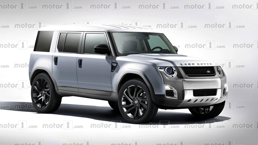 Land Rover Says Next Defender Could Be Electrified