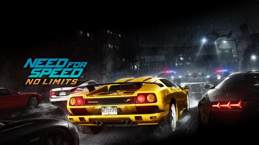 Need for Speed No Limits güncellemesi oyunculara Diablo kullanma fırsatı sunuyor