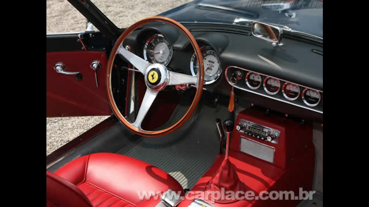 Ferrari 250 GT SWB California Spyder 1961 é vendida por US$ 10,9 milhões