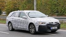 Opel Insignia Sports Tourer 2017 Photos espion