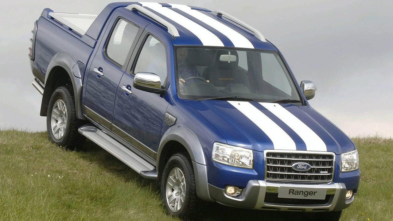 Ford Ranger WildTrak Le Mans edition