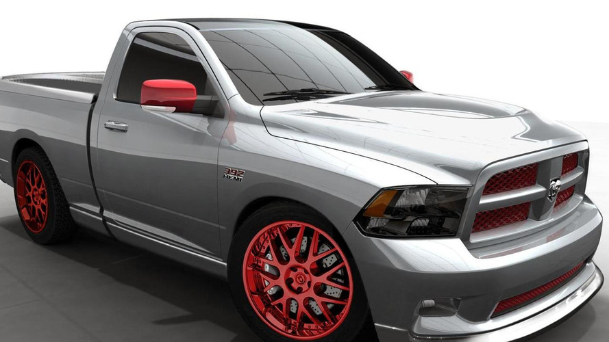 Chrysler and Fiat previews SEMA lineup