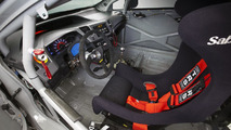 2012 Civic Si Coupe Racecar by Compass 360 Racing for SEMA - 2.11.2011