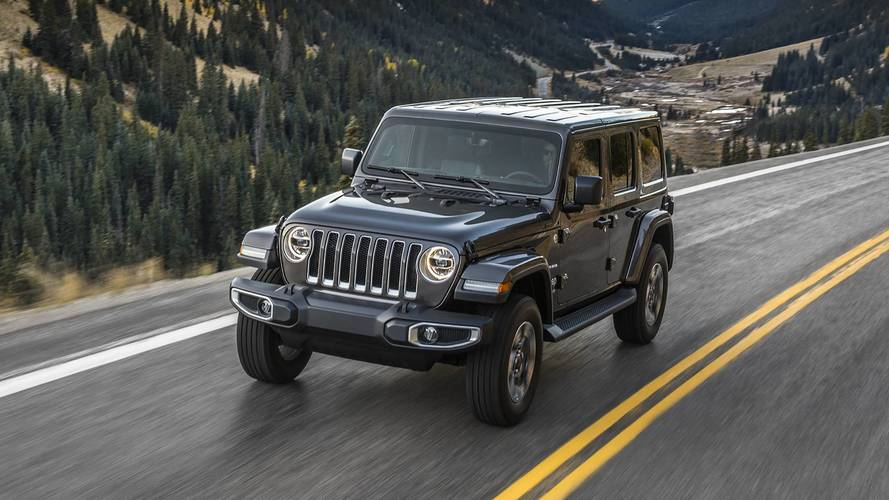 2018 Jeep Wrangler: First Drive