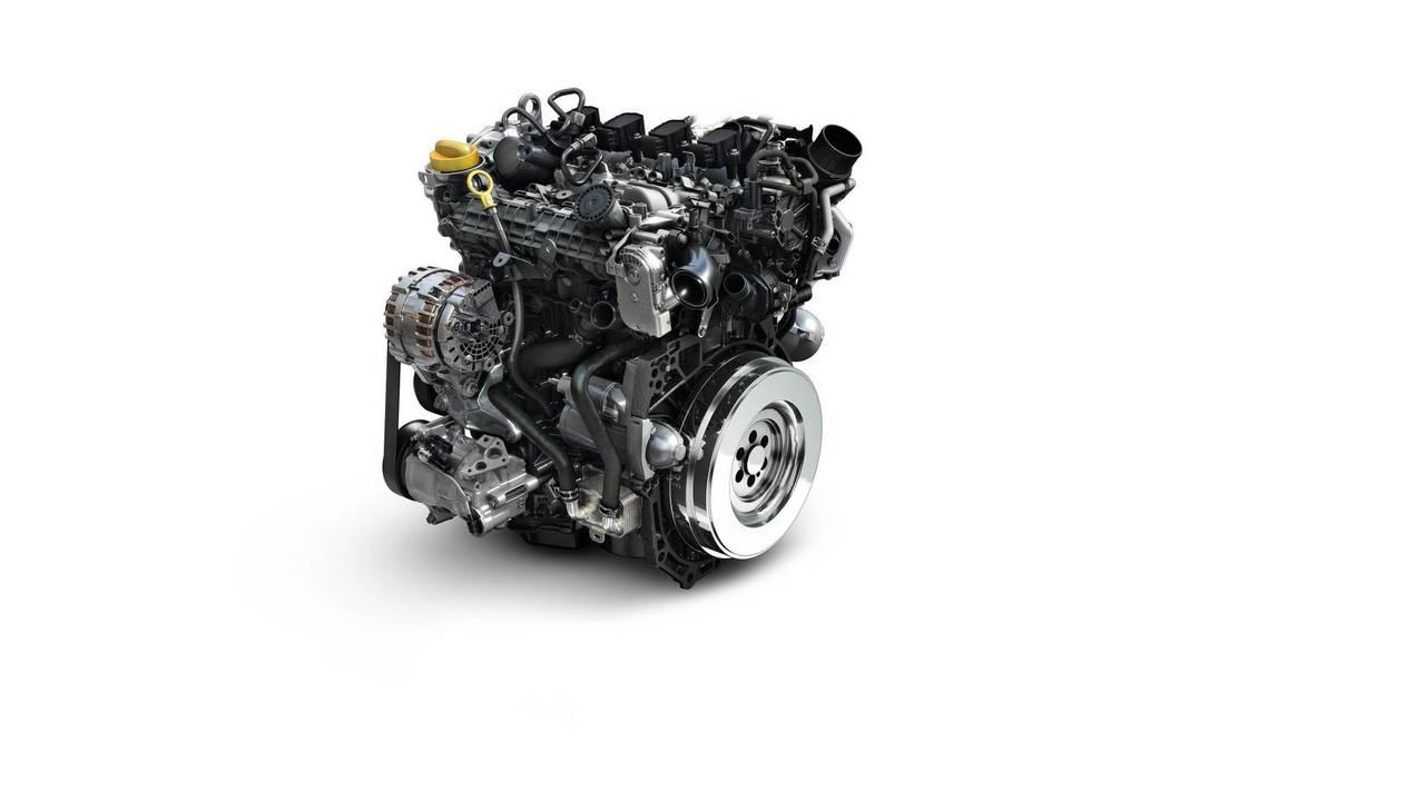 New Energy TCe engine