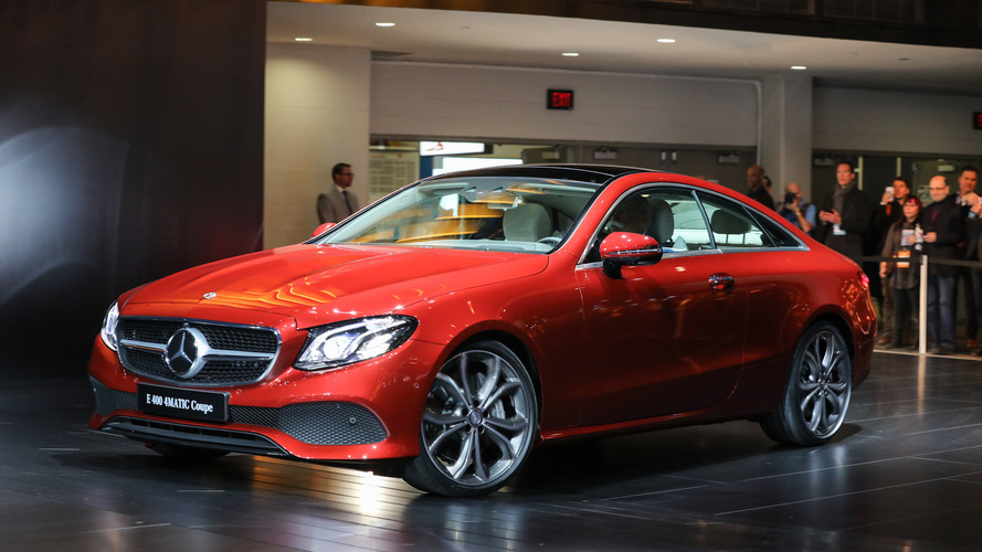 Mercedes Benz E 2017 Price >> Start Saving Mercedes Details E Class Coupe Pricing In Germany