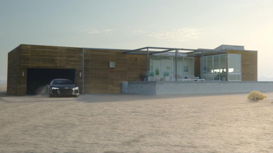 VIDÉO - Séjournez dans le désert avec Audi et Airbnb