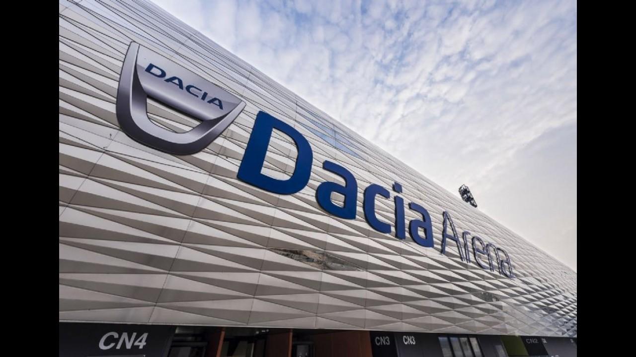 Dacia Arena é o nome do novo estádio do Udinese