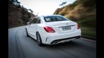 Mercedes faz recall do novo Classe C no Brasil por risco de incêndio