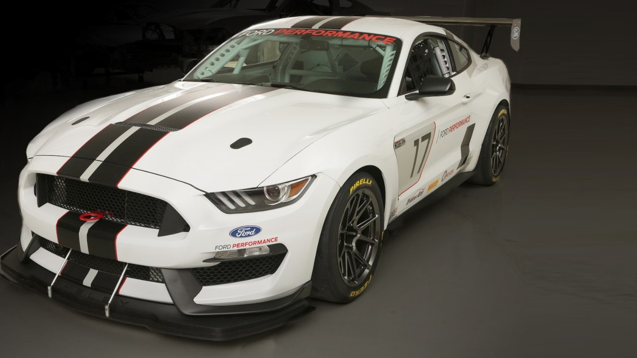 Ford Mustang FP350S