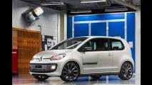 VW apimenta visual do up! TSI exclusivo para o Bubble Gun Treffen 2015
