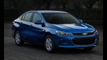 Primo do Cobalt, este é o novo Chevrolet Cavalier