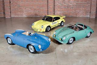 Jerry Seinfeld Porsche Collection Cars Tally $22 Million at Auction
