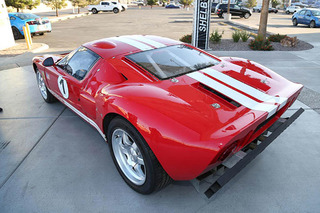 Shelby American is Selling the Original Ford GT Prototype