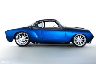 Stunning 650HP Viper-Powered Karmann Ghia Custom: Your Ride