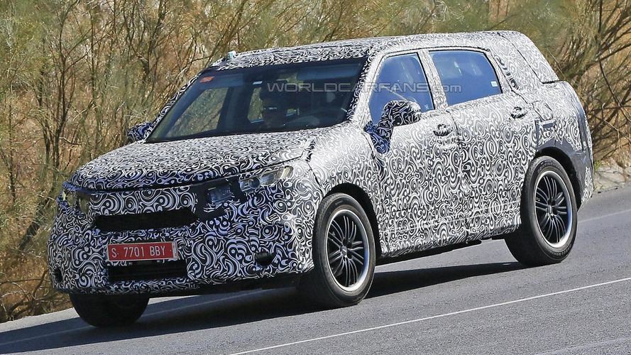Honda Concept D prototype version spied for the first time [video]