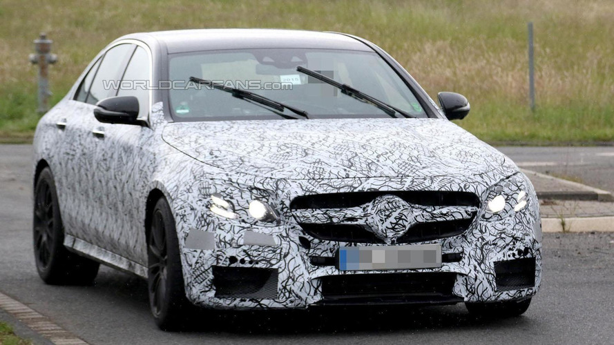 Next generation Mercedes-AMG E63 to have 600 PS?