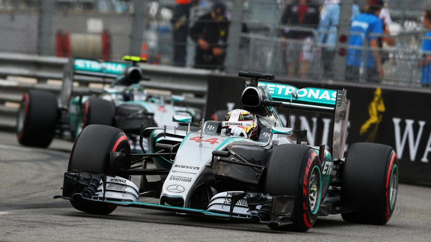 Mercedes to let drivers race in Monaco
