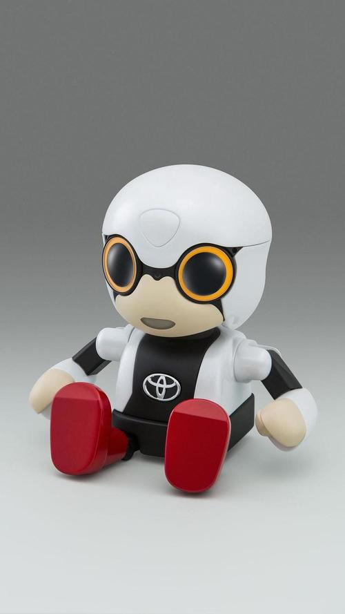 Toyota Kirobo Mini unveiled for Tokyo