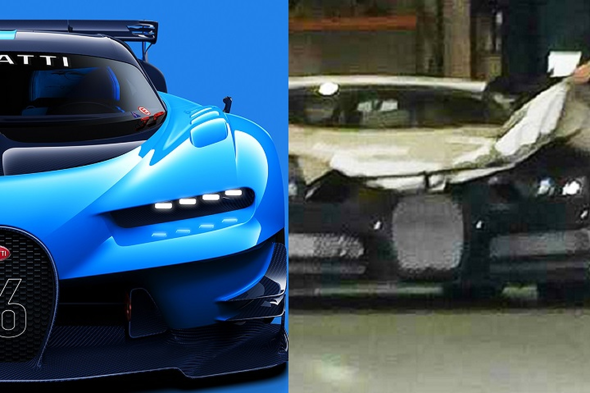 Is The Bugatti Vision GT Actually The Chiron In Race Disguise ... Chiron Bugatti Vision Gt on mitsubishi gt vision, subaru viziv gt vision, renault alpine gt vision, bmw gt vision,