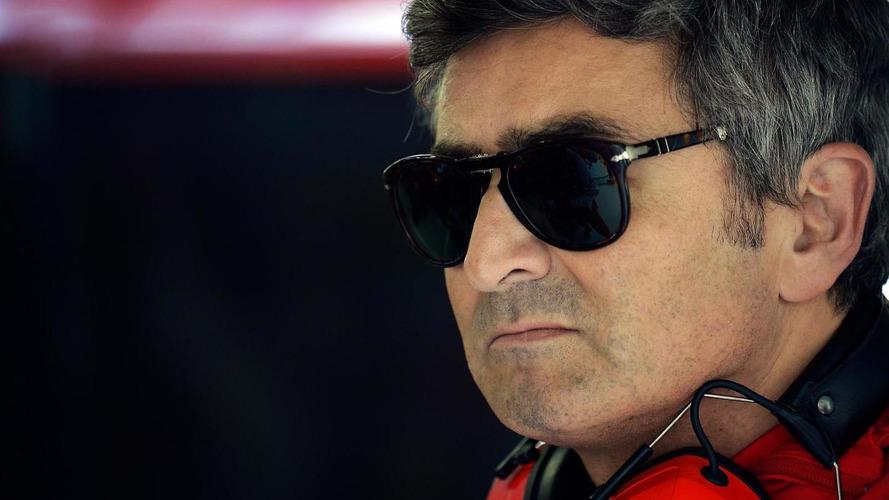 Tired Mattiacci says Ferrari not giving up