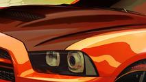 Dodge Charger SEMA teaser image 28.9.2012