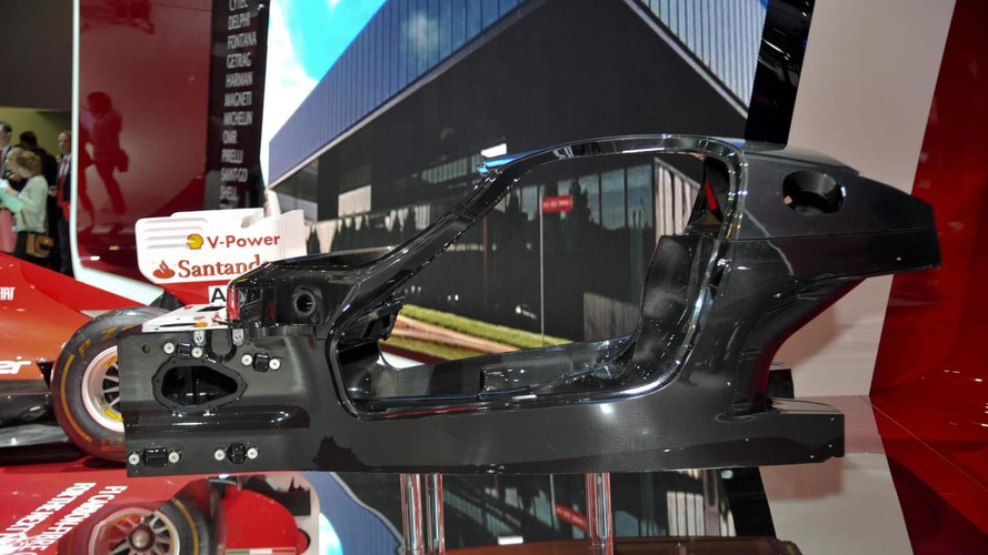 Ferrari F70 will not be showcased at 2013 NAIAS in Detroit