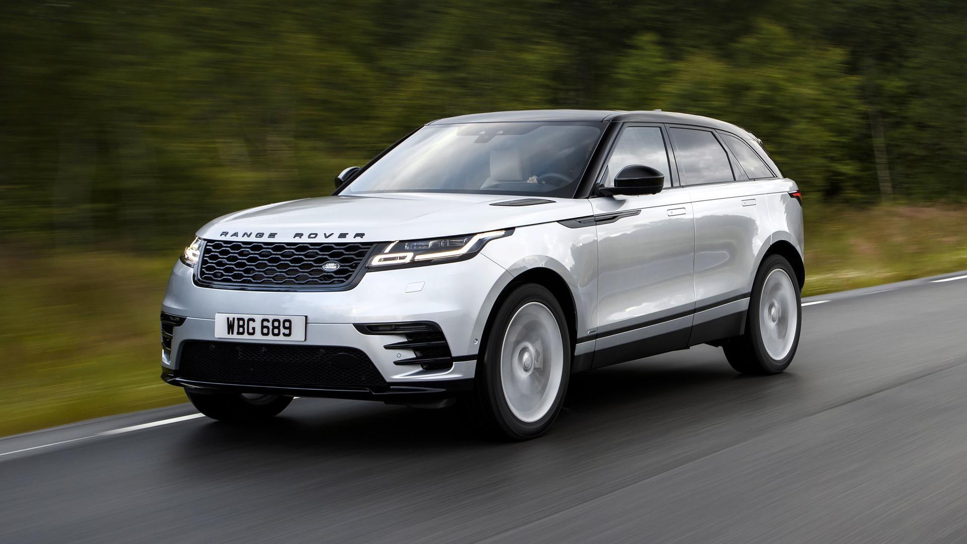 prueba range rover velar 2018 dos coches en uno. Black Bedroom Furniture Sets. Home Design Ideas