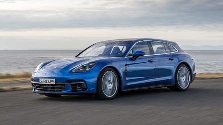 Porsche Panamera Sport Turismo 4S Diesel First Drive: Top Class