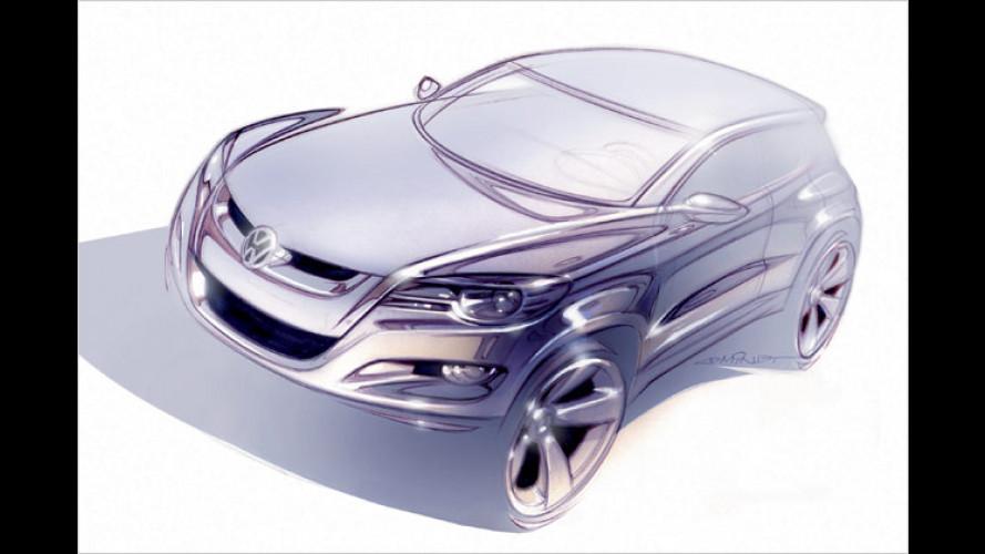 Volkswagen-Taufe: Touareg-Bruder soll Tiguan heißen