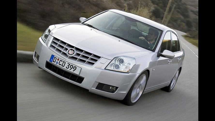 Cadillac BLS und SRX jetzt als Executive-Sondermodelle