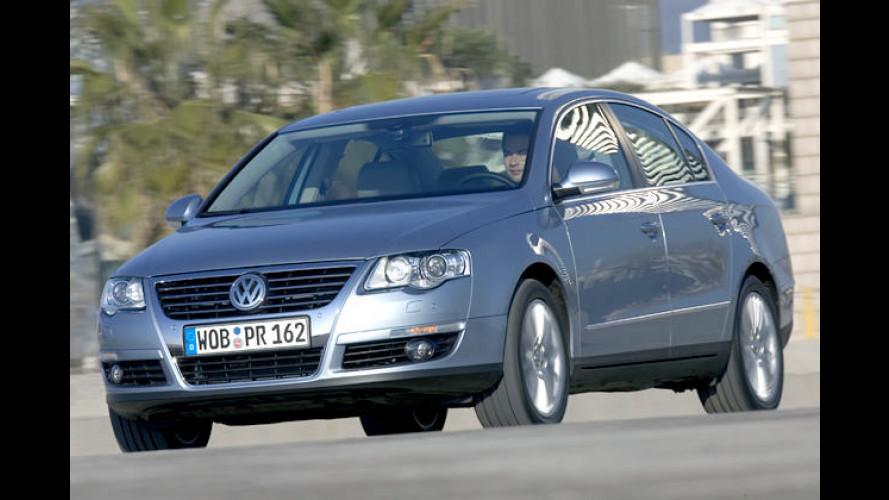 VW Passat 2.0 TDI im Test: Phaetonisiert und vergolft