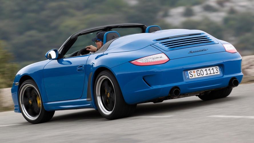 Rumeur - Une Porsche 911 Speedster à Francfort ?