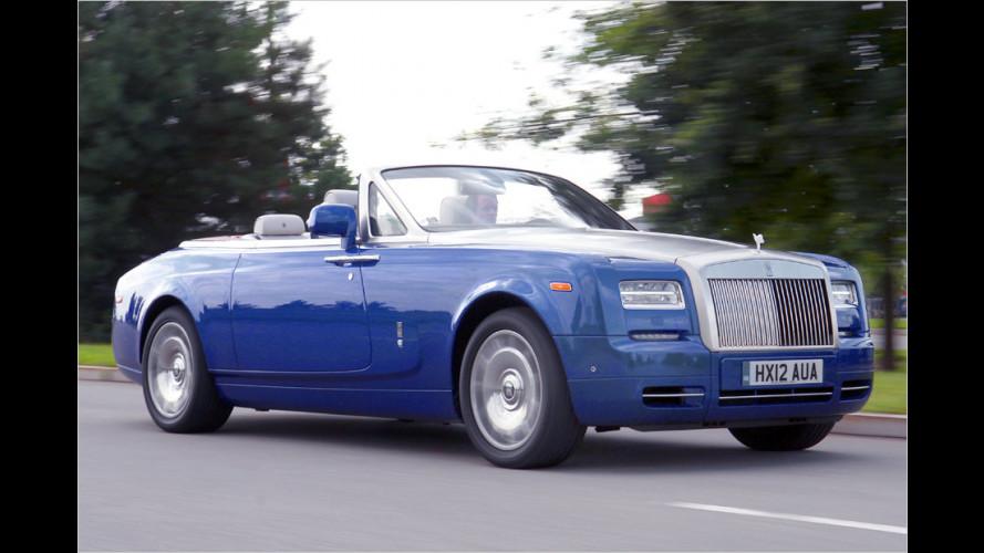 Einfach ein Traum: Das luxuriöseste Cabriolet der Welt