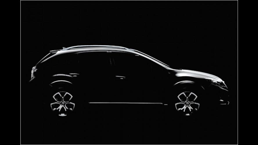 Premiere in Shanghai: Subaru XV Concept