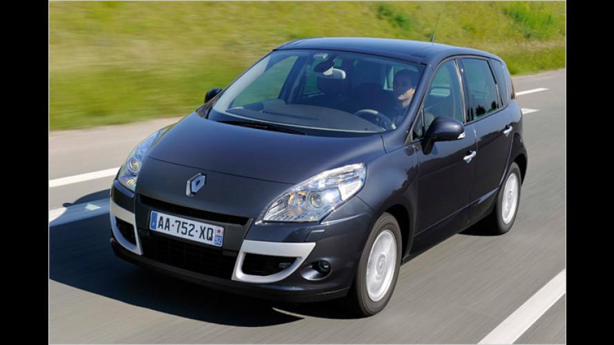 In Scénic gesetzt: Der neue Familien-Renault im Test