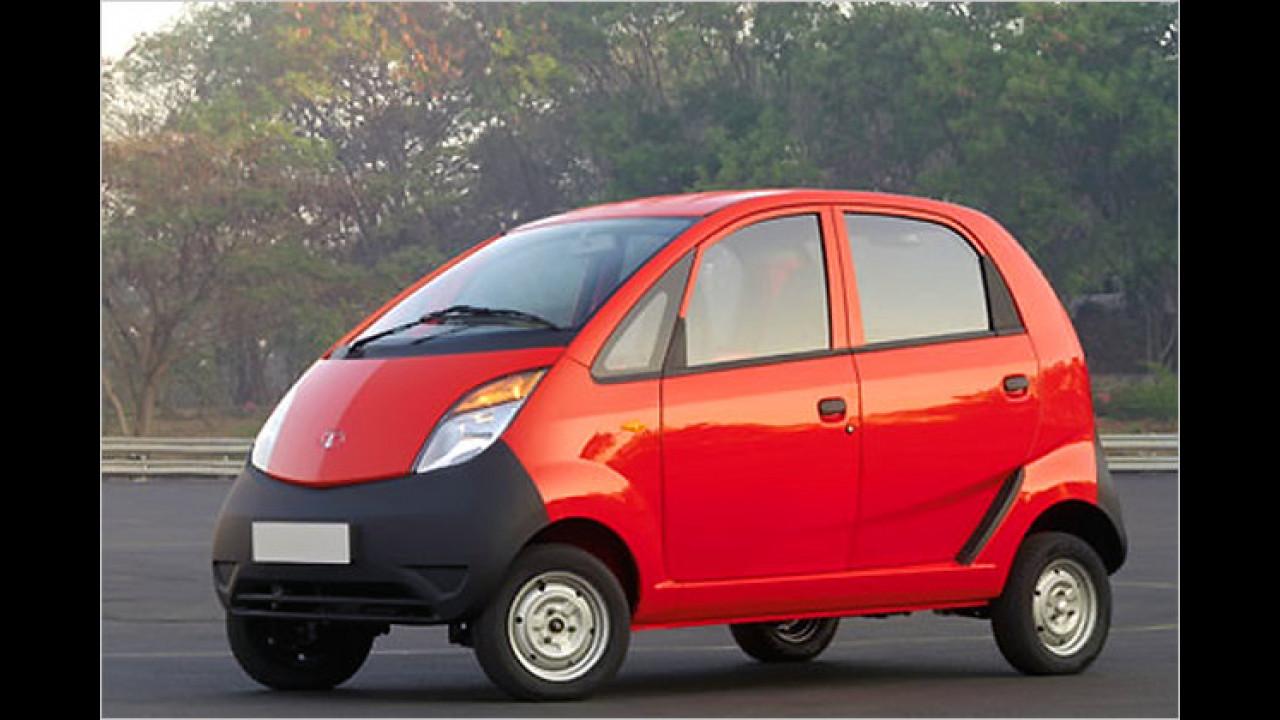 11. Tata Nano (2008)