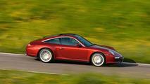 Porsche 911 Targa facelift
