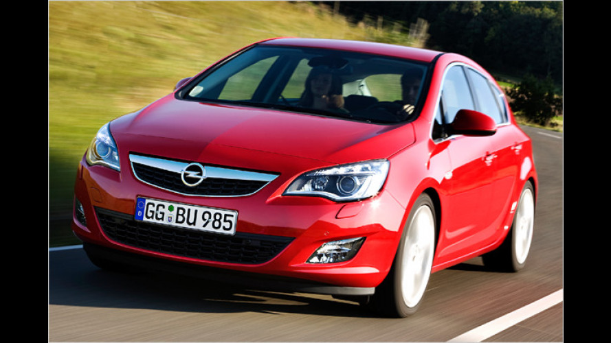 Opels großer Neuling: Neuer Astra mit innovativem Fahrwerk