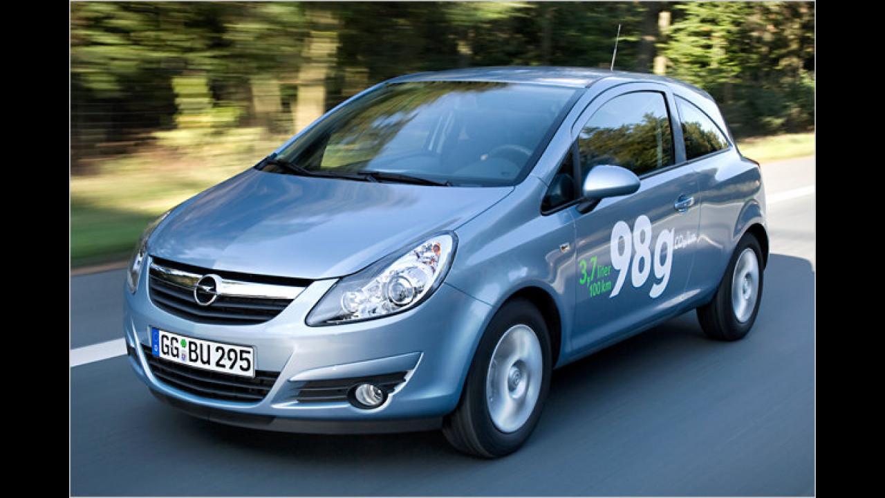 Opel Corsa 1.3 CDTI ecoFlex Selection