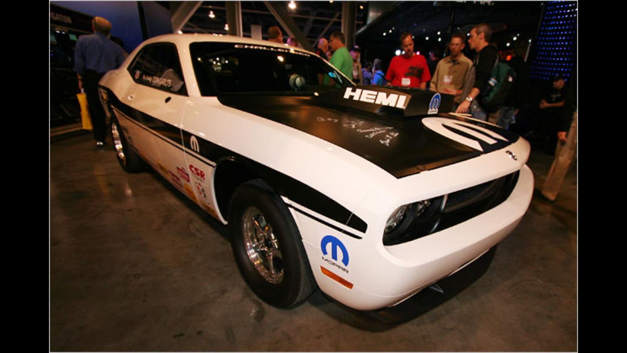 Dodge Challenger Drag Pack
